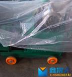 湖北省  宋老板 再次购买 鑫晟太活塞式注浆泵