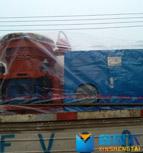 云南省  王老板 再次购买 鑫晟太湿式混凝土喷射机