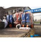 广西省  孟老板 再次购买 鑫晟太建筑用护坡喷浆机