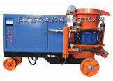 Hsp-5型湿式喷浆机型号,混凝土喷射机,湿喷机,湿喷机价格,湿喷机型号