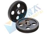 活塞泵大齿轮,活塞式灰浆泵配件,灰浆泵大齿轮,砂浆泵配件