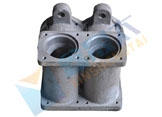 双缸活塞泵双缸料缸,沙浆泵配件,水泥砂浆泵生产厂家,活塞式注浆泵配件