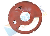 喷浆机橡胶板,喷射机配件
