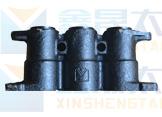缸体 动力喷雾器配件